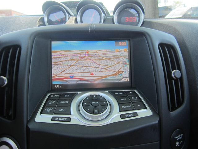 2012 Nissan 370Z XLT Lariat Leather, Quad Cab