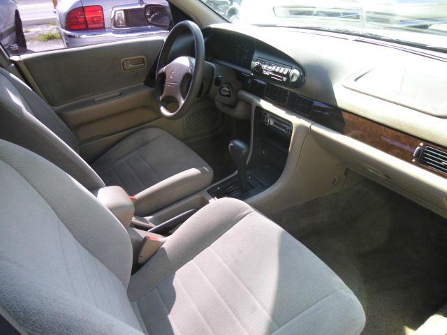 1997 Nissan Altima 6 Speed Transmision