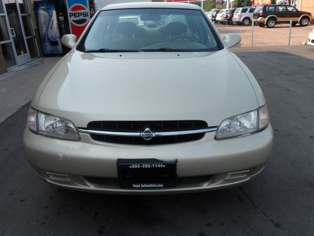 1998 Nissan Altima 6 Speed Transmision