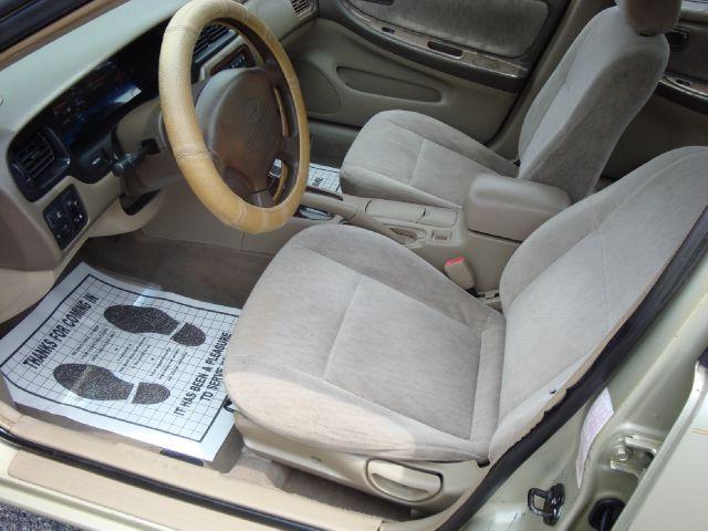 1999 Nissan Altima 6 Speed Transmision