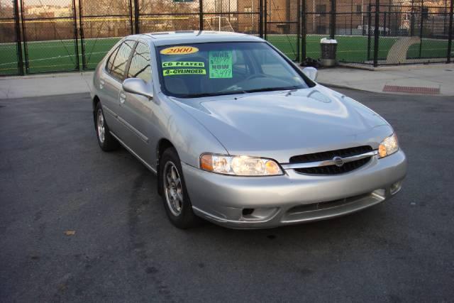 2000 Nissan Altima Se Xe Gle Gxe Details Bronx Ny 10452