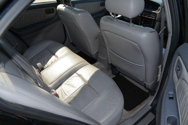 2001 Nissan Altima 3.0 Quattro