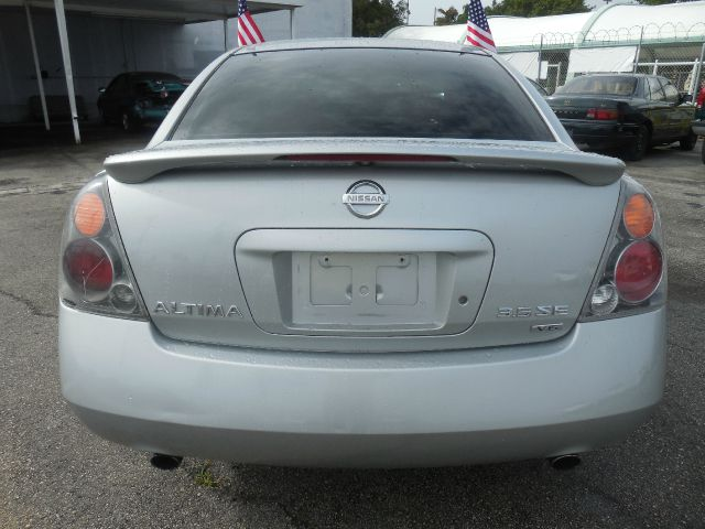 2002 Nissan Altima LE