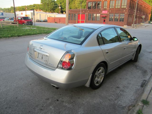 2002 Nissan Altima 2dr Cpe Performance Manual