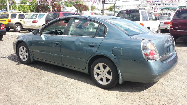2002 Nissan Altima AWD 4dr H4 AT X Wagon
