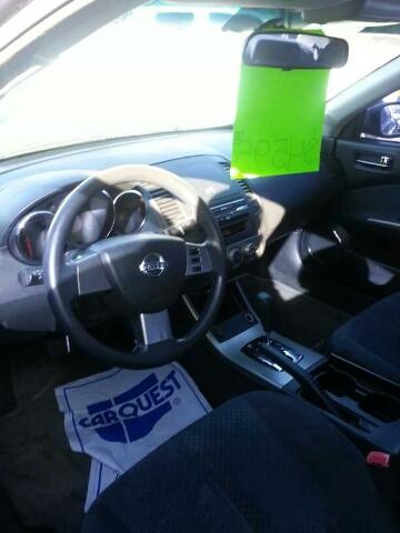 2005 Nissan Altima EX