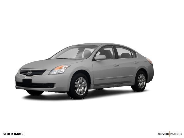 2009 Nissan Altima GS-R