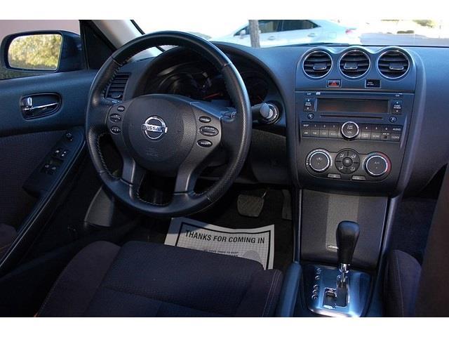 2012 Nissan Altima 4WD Reg Cab 133