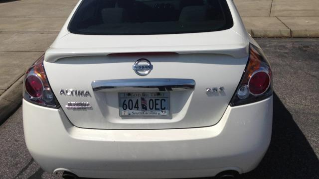 2012 Nissan Altima GS-R
