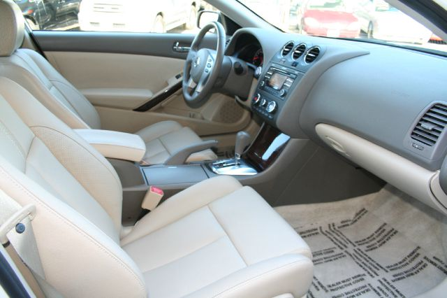2012 Nissan Altima C/k1500 2WD Extended Cab
