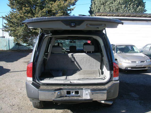 2004 Nissan Armada EX-L W/ DVD System