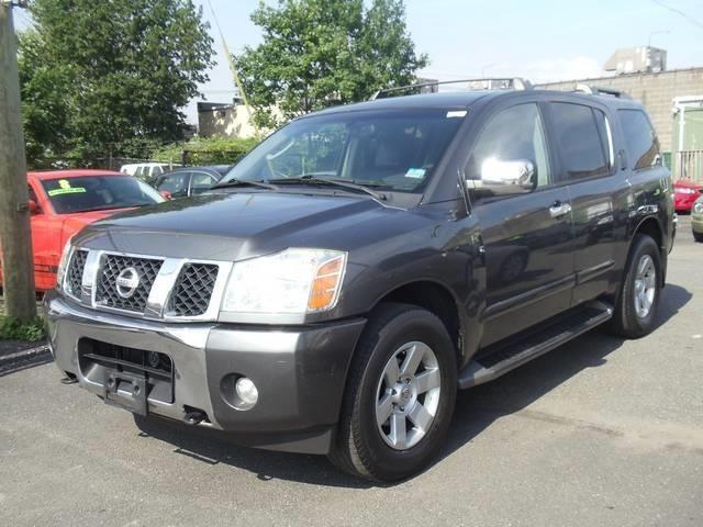 2004 Nissan Armada X
