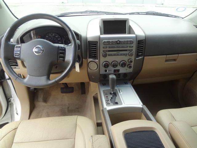 2005 Nissan Armada EX-L AWD