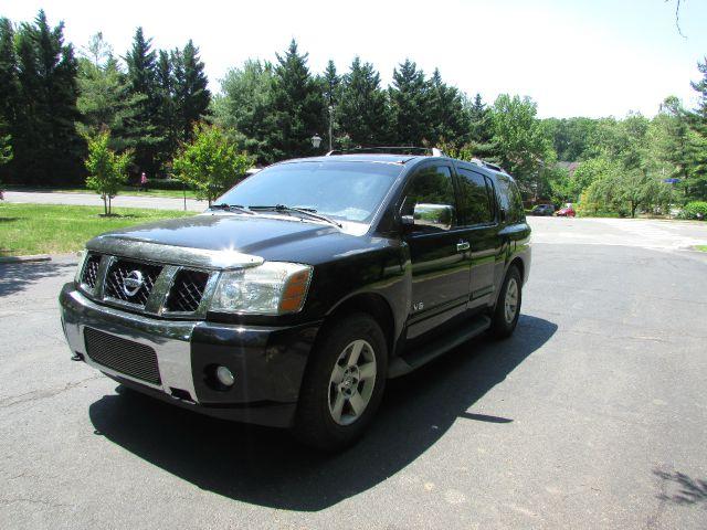 2006 Nissan Armada EX-L AWD