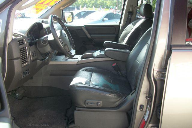 2006 Nissan Armada 2d Coupe 442