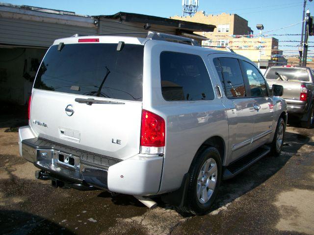 2007 Nissan Armada Xltturbocharged
