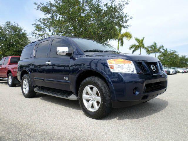 2008 Nissan Armada X Willys