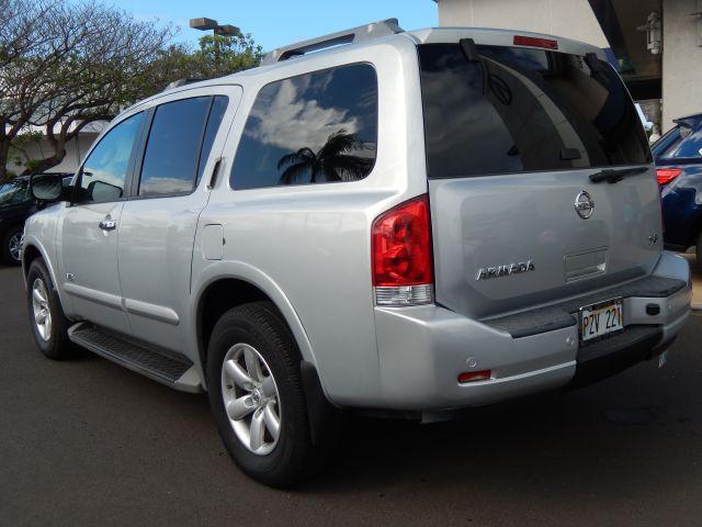 2008 Nissan Armada EX-L W/navi