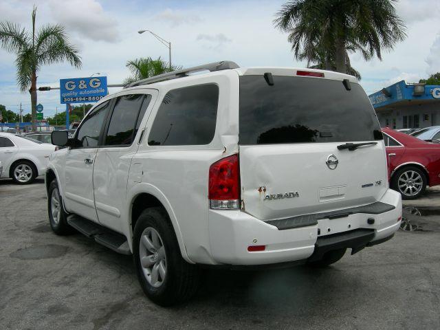 2010 Nissan Armada EX-L W/navi