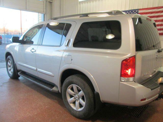 2011 Nissan Armada SLE Sierra 2WD