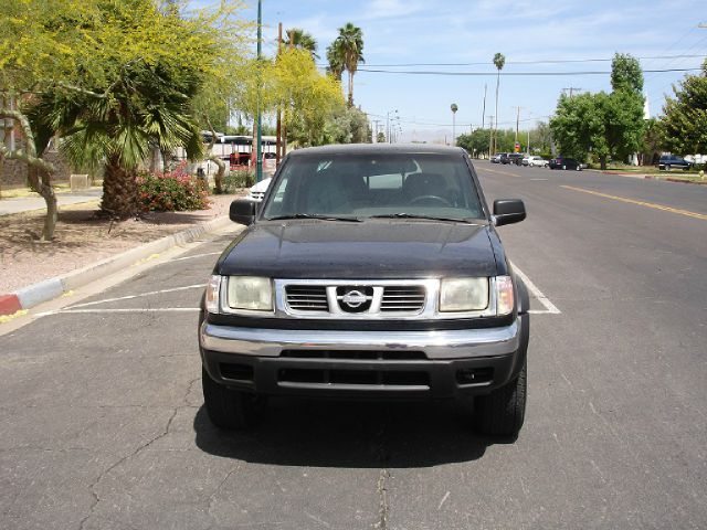 2000 Nissan Frontier 3.0is -AWD