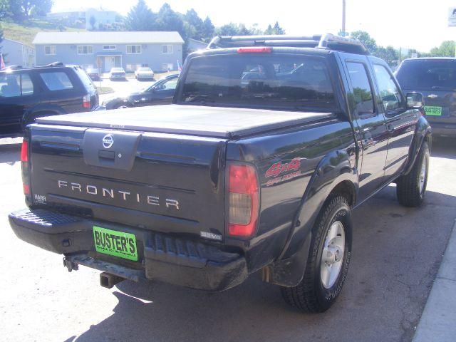 2001 Nissan Frontier DBL SR5 V6 4x4