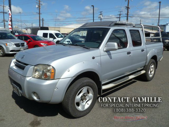 2001 Nissan Frontier SLE Z71 Crew Cab Short Bed 4X4