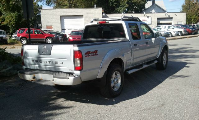 2002 Nissan Frontier Lariat Supercab Super Duty