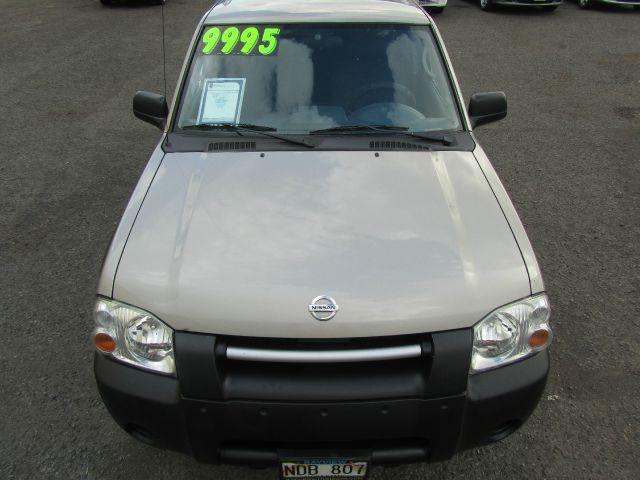 2003 Nissan Frontier 2WD Reg Cab 126 XLT
