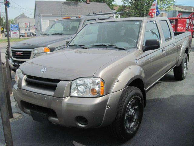 2004 Nissan Frontier LX -V6