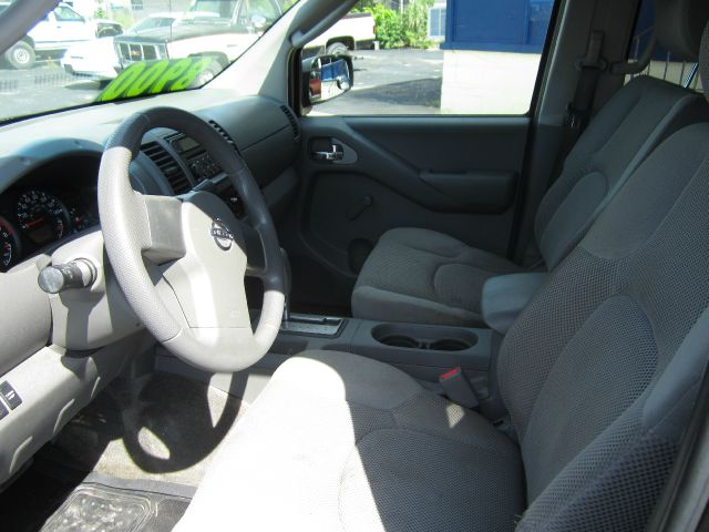 2005 Nissan Frontier SLT EXT CAB 4X2