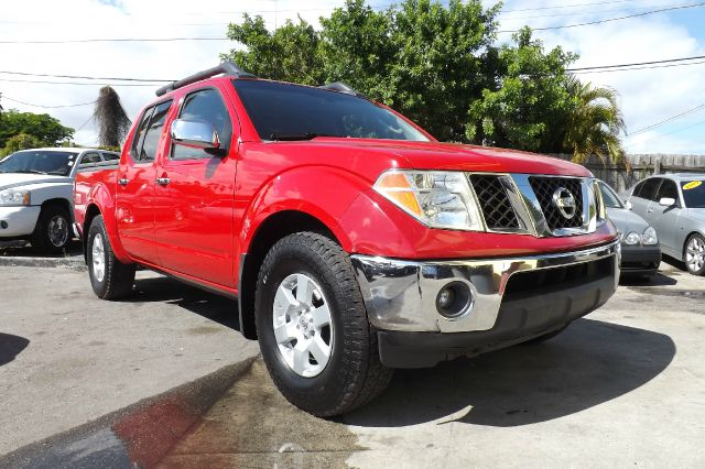 2005 Nissan Frontier Luggage Rack