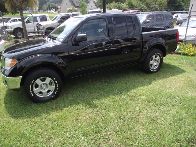 2005 nissan frontier sle z71 crew cab short bed 4x4. Black Bedroom Furniture Sets. Home Design Ideas