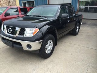 2005 Nissan Frontier 2.5 AWD SUV