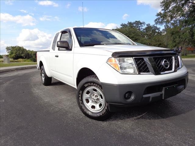 2006 Nissan Frontier Details Modesto Ca 95351