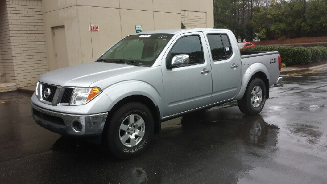 2007 Nissan Frontier W/sunroof PZEV
