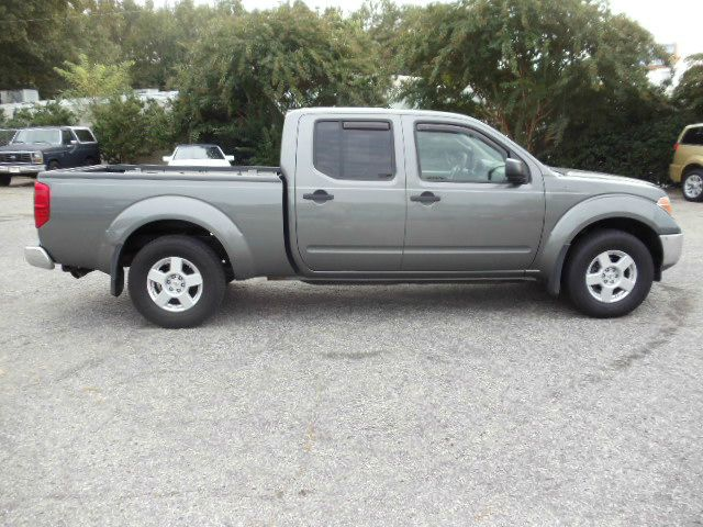 2007 Nissan Frontier Work Truck Pickup 4D 6 Ft