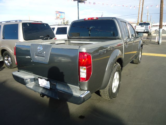2008 Nissan Frontier Luggage Rack