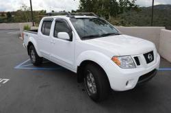 2011 Nissan Frontier Sl500/107