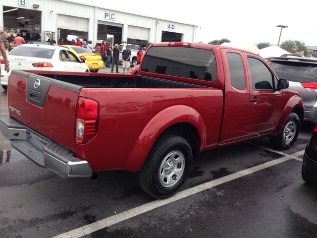 2012 Nissan Frontier Selnice