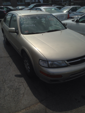 1999 Nissan Maxima 6 Speed Transmision