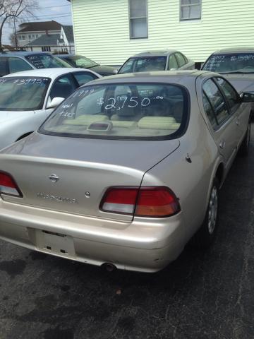 1999 Nissan Maxima 6 Speed Transmision