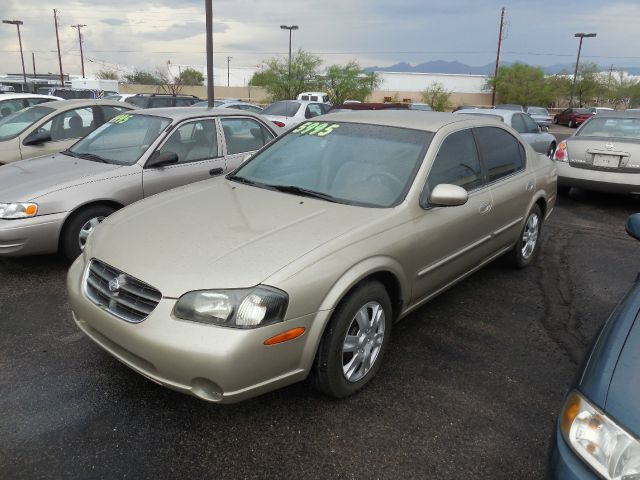 2001 Nissan Maxima 6 Speed Transmision Details. TUCSON, AZ ...