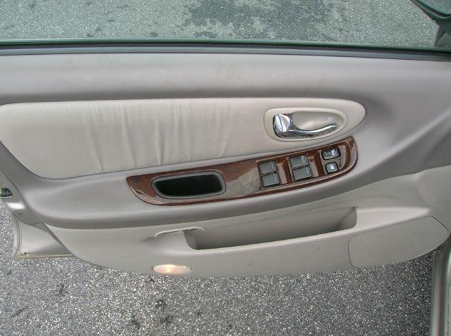 2001 Nissan Maxima 3.0 Quattro