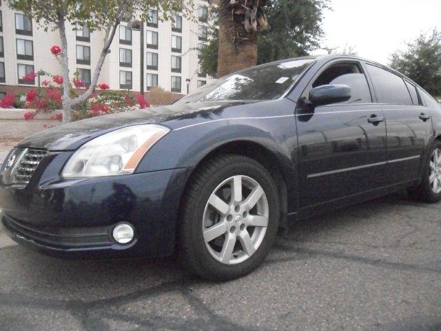 2004 Nissan Maxima LS S