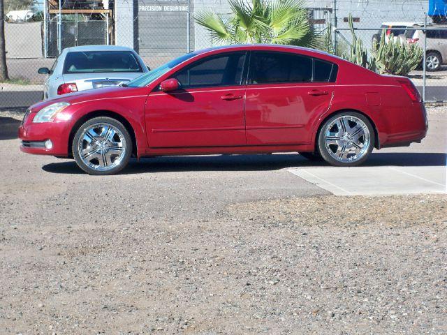 2005 Nissan Maxima LS S