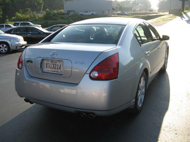 2006 Nissan Maxima LS S
