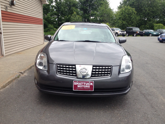 2006 Nissan Maxima 2500 Extended