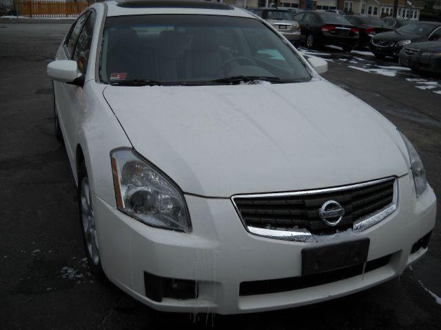2007 Nissan Maxima LS S