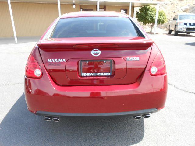 2007 Nissan Maxima 750li Xdrive 1-ownerawdnavigation Sedan